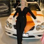 Maree Stuartt earns Mercedes